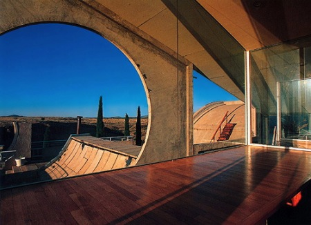 View from Arcosanti