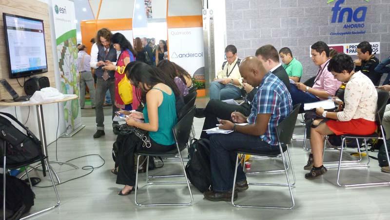 World Urban Forum – EcoCitizen training